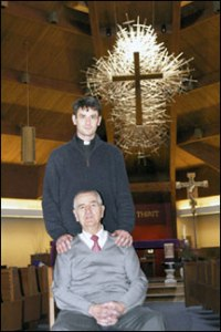 Fr John and his father